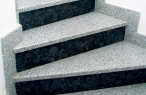 Granitne stepenice - polirane