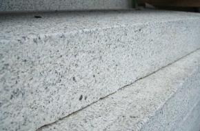 Granitne stepenice - štokovan