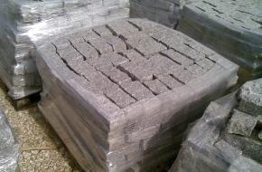 Granitwürfel